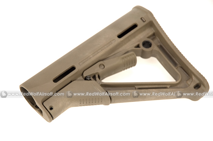 Magpul PTS CTR Stock (Dark Earth)