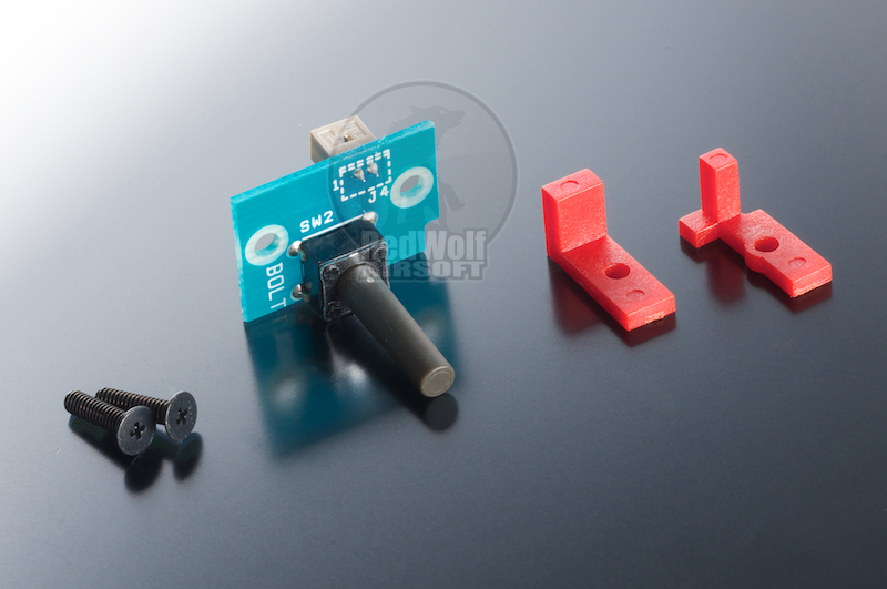 Systema PTW Professional Training Weapon Bolt Stop Board Set for TW5 Model