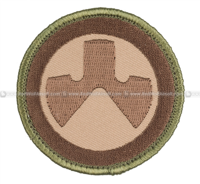 Magpul PTS Logo Patch (Dark Green)