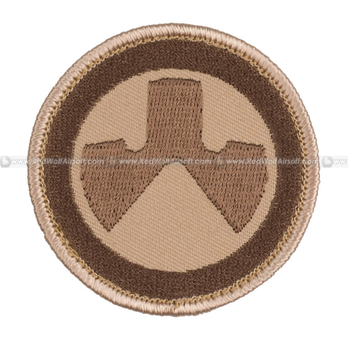 Magpul PTS Logo Patch (Desert)