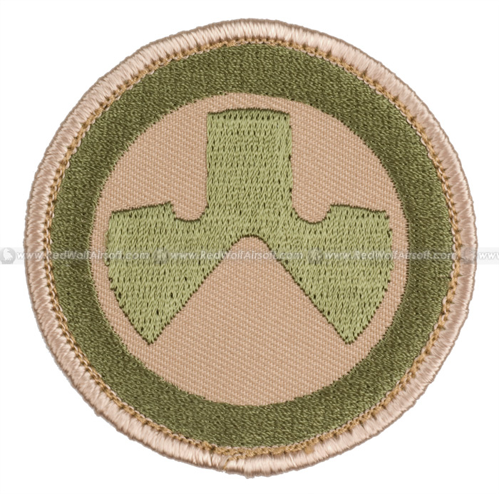 Magpul PTS Logo Patch (Light Green)
