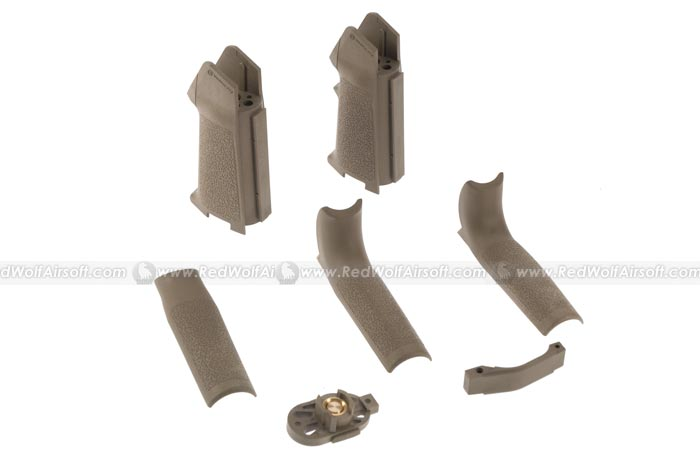 Magpul PTS MIAD Grip (for M4 / M16) (Full Kit) (DE)