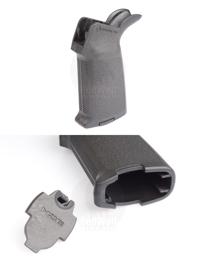 Magpul PTS MOE Grip for (WA) Western Arms GBB Series (Black)
