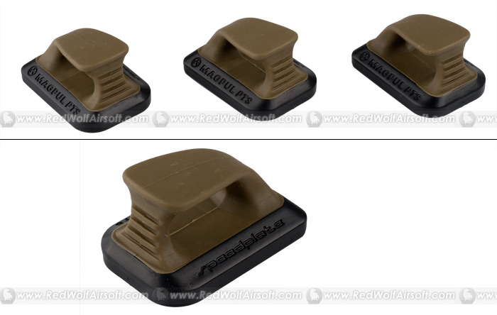 Magpul  PTS Speedplate (3Pack / KSC G17 / Dark Earth)