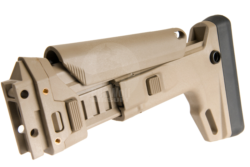Magpul PTS Multi-Folding Stock for Masada ACR (Dark Earth)