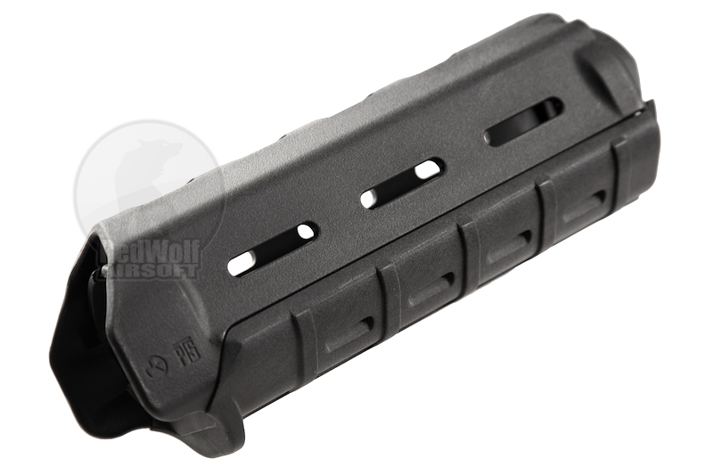 Magpul PTS MOE Hand Guard (New Version / Carbine Length / Black)