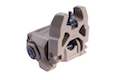 Magpul PTS MBUS2 Front Sight (Dark Earth)