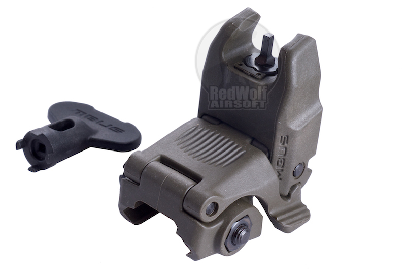 Magpul PTS MBUS2 Front Sight (Olive Drab)