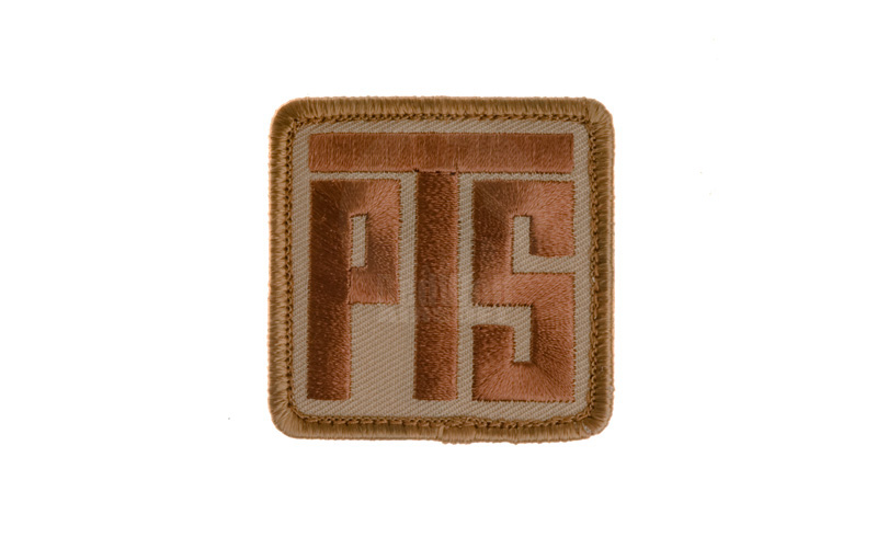 Magpul PTS Logo Patch (Desert Tan)