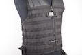 Milspex Molle Tactical Vest - Black
