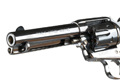 Marushin SAA .45 Peacemaker X-Cartridge Series (Super Chrome Silver)
