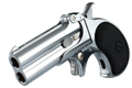 Marushin 8mm Double Derringer (Silver)