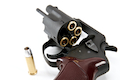 Marushin X Cartridge Police Revolver 3 Inch (Black / Heavy Weight) 6mm