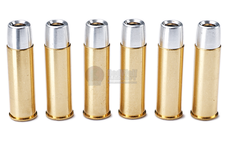 Marushin Spare 6mmBB X-Cartridge 6 Shots For Super Redhawk & Blackhawk