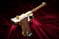 Marushin P08 6inch (Model Gun / Gold)