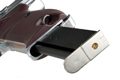 Marushin P38 Military Fixed Slide (Silver)