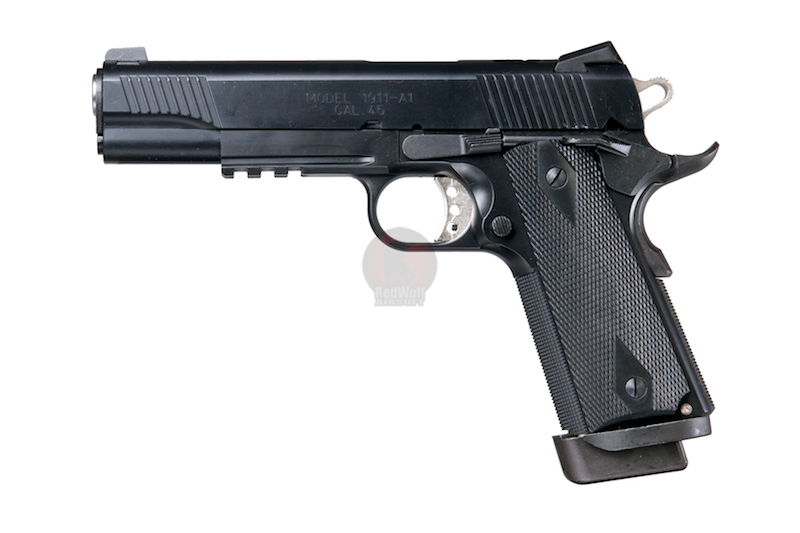Marushin M1911-A1 Dual Max Ver. 2 (6mm BB)<font color=red> (Clearance)</font>