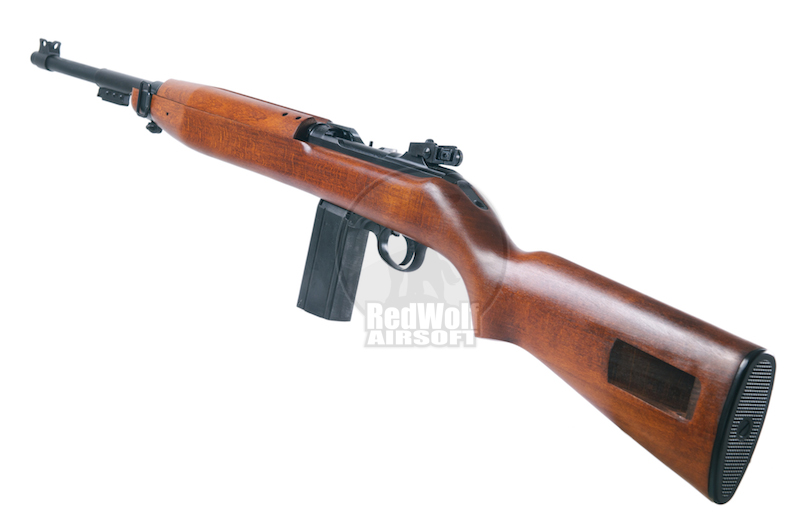 Marushin M1 Carbine CDX (CO2 Real Wood Stock Version ...