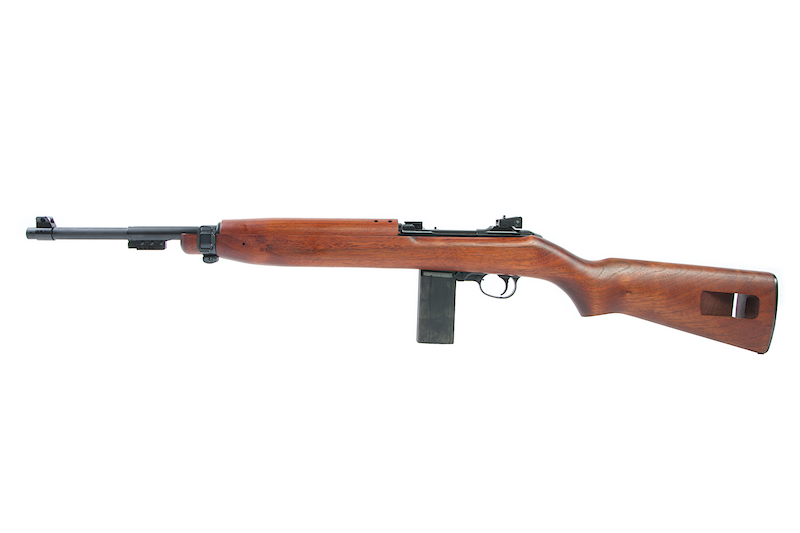 Marushin M1 Garand EXB2 Walnut 6mm Co2 Blowback Version (Brass Piston)