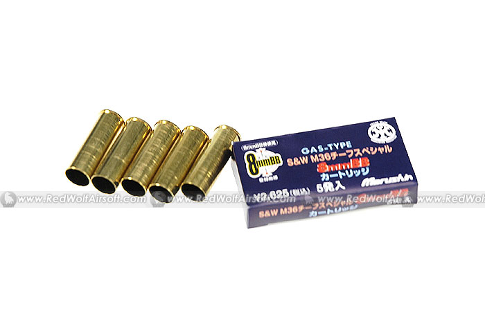 Marushin Shells for Marushin M36 (5 pieces) <font color=yellow>(Clearance)</font>
