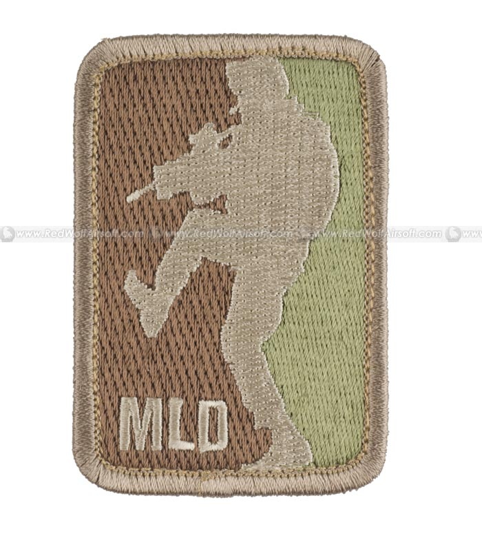 MSM MLD Patch (Arid)