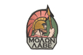 MSM Molon Labe Patch (Full Color)
