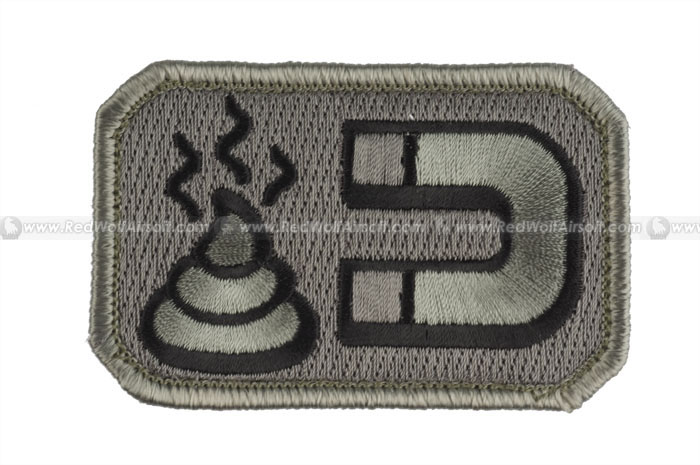 MSM Sh!t Magnet Patch (ACUD)