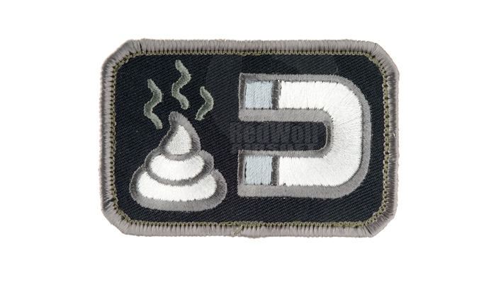 MSM Sh!t Magnet Patch (SWAT)