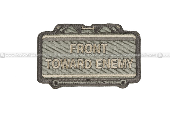 MSM Front Toward Enemy Patch (ACU)