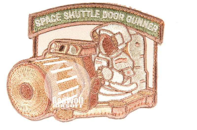 MSM Shuttle Door Gunner (Arid)