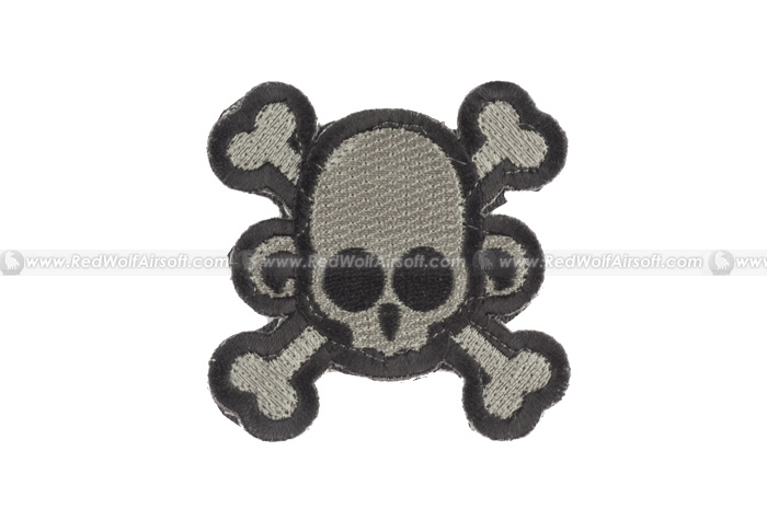 MSM Skull Monkey Cross Patch (ACUD) <font color=yellow>(Clearance)</font>