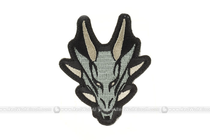 MSM Dragon Head Patch (ACU)