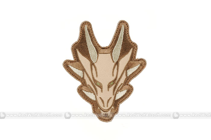 MSM Dragon Head Patch (ARID)