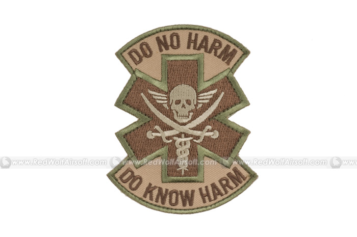 MSM Do No Harm Pirate Patch (Multicam)