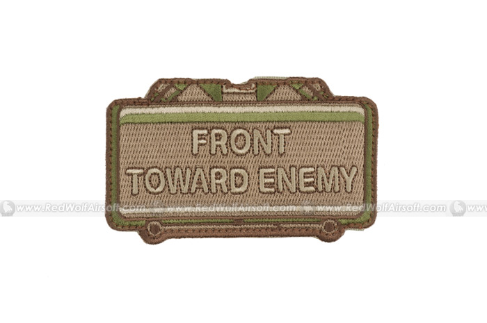 MSM Front Towards Enemy Patch (Multicam)