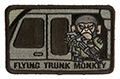 MSM Flying Trunk Moneky Patch (ACU)