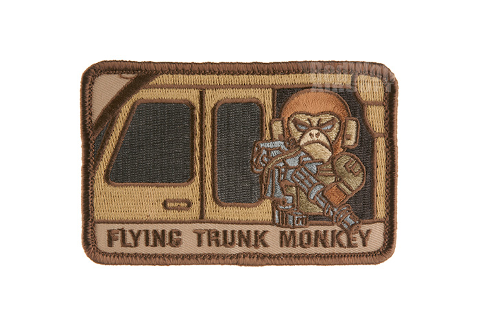 MSM Flying Trunk Moneky Patch (Desert)