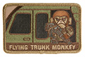 MSM Flying Trunk Moneky Patch (Multicam)