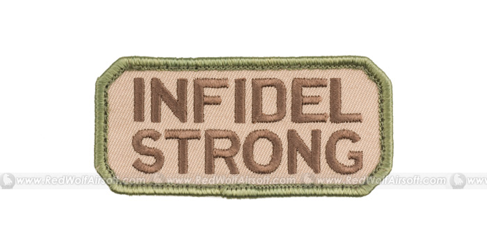 MSM Infidel Strong Patch (Multicam)