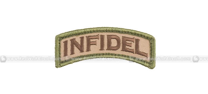 MSM Infidel Patch (Multicam)