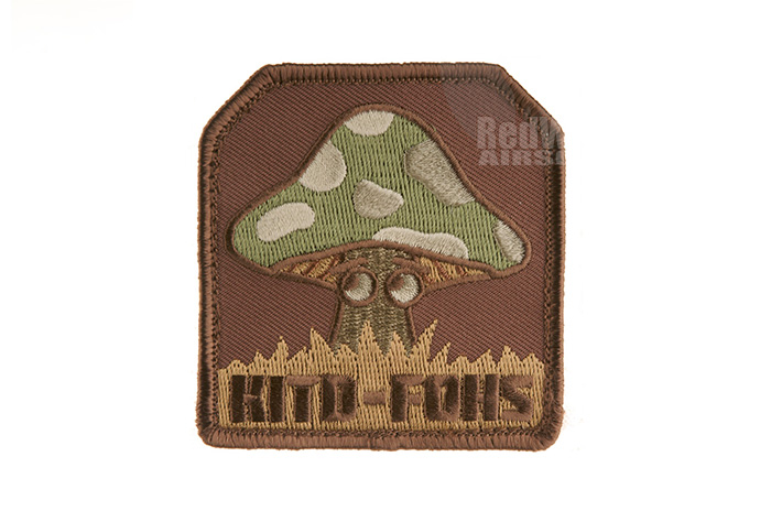 MSM KITD FOHS Patch (Arid)