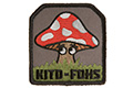 MSM KITD FOHS Patch (Full Color)