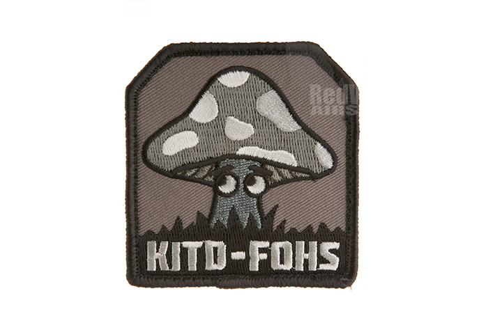 MSM KITD FOHS Patch (SWAT)