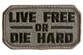 MSM Live Free or Die Hard Patch (ACU Dark)