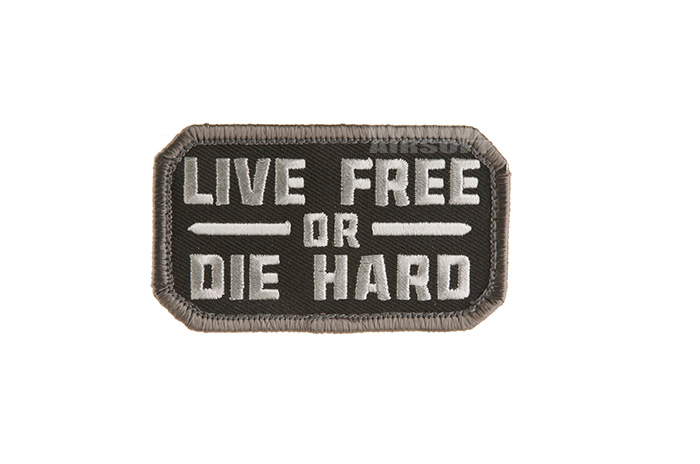 MSM Live Free or Die Hard Patch (SWAT)