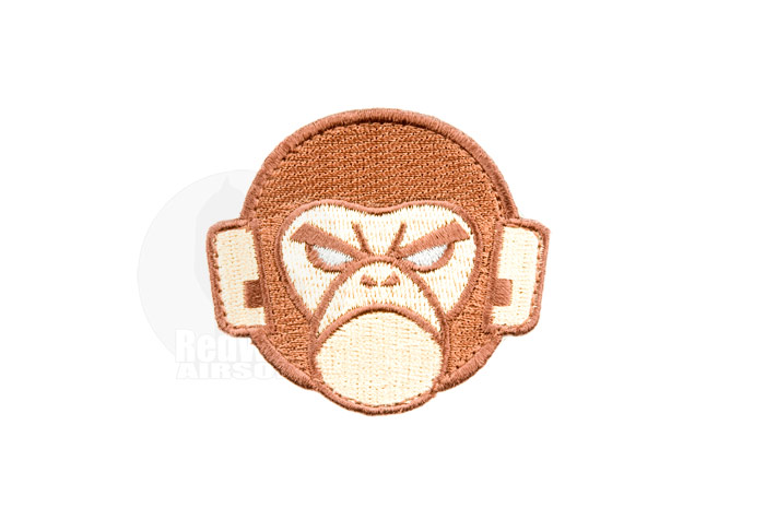 MSM MilSpec Monkey Logo Patch (ARID)