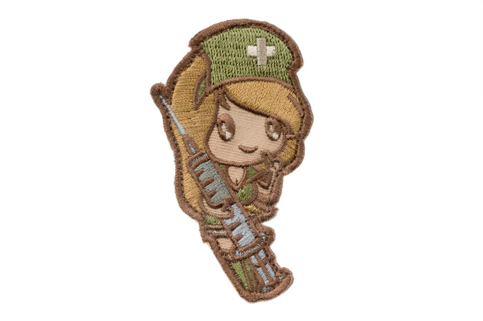 MSM Nurse Girl Patch (Arid)