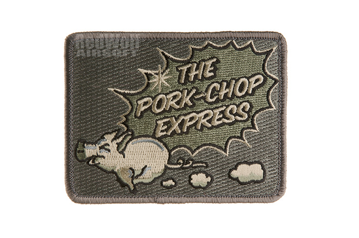MSM Pork Chop Express Patch (ACU)