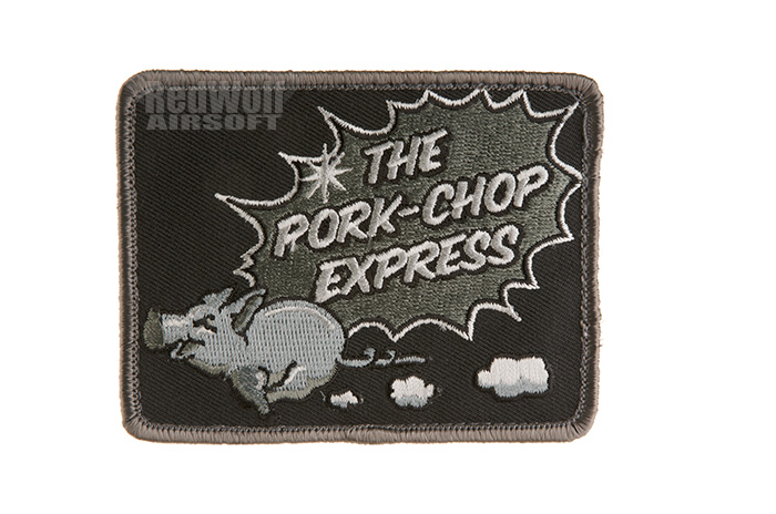 MSM Pork Chop Express Patch (SWAT)