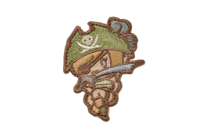 MSM Pirate Girl Patch (Arid)